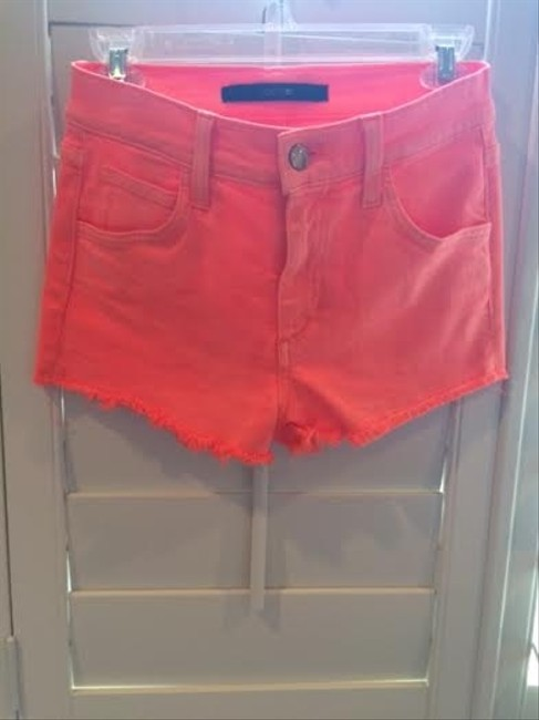 JOE'S Jeans Mini/Short Shorts Orange