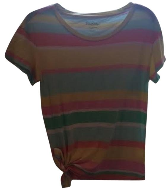 Lilly Pulitzer T Shirt Stripes