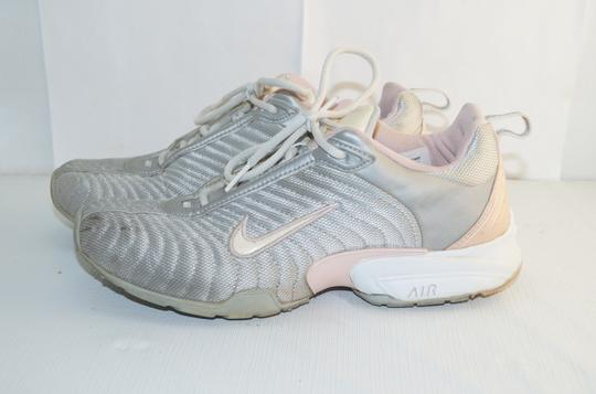 Nike Silver Pink Athletic