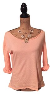 Front Street T Shirt Apricot