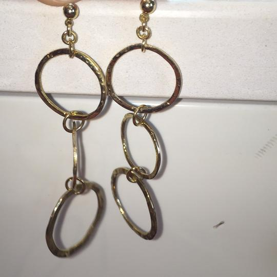 Other Gold circle earrings