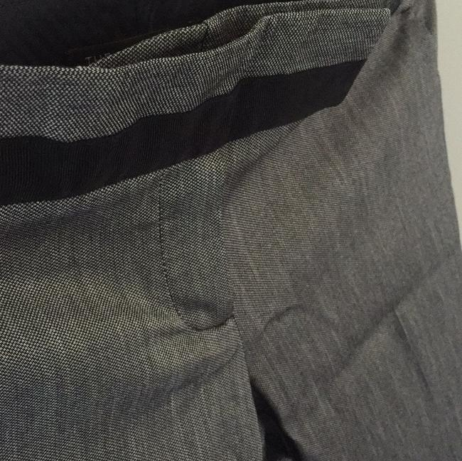 The Limited Wide Leg Pants Gray and black