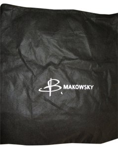 B. Makowsky Tote in black