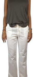 Tribal Beach Pant Beach Style Relaxed Pants White