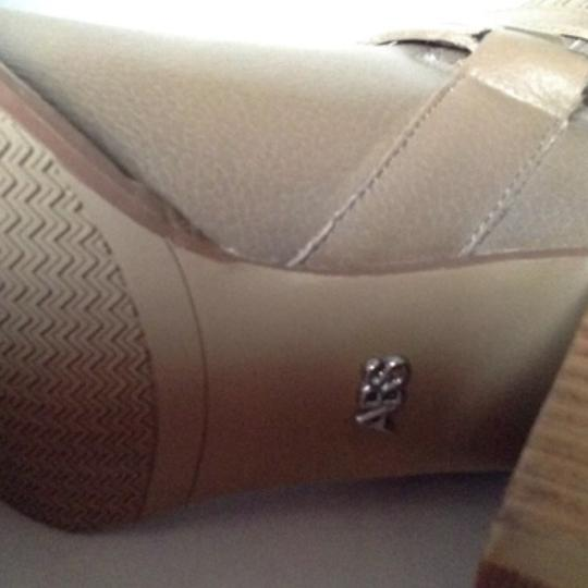 A.B.S. by Allen Schwartz Taupe Boots Image 3
