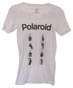 Polaroid T Shirt White