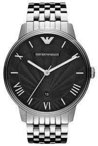 Emporio Armani Emporio Armani Watch, Men's Stainless Steel Bracelet 41mm AR1614