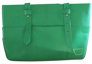 IIIbeca by Joy Gryson Tote in Apple Green