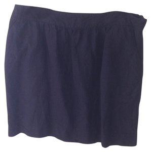 Mossimo Supply Co. Mini Skirt Blac
