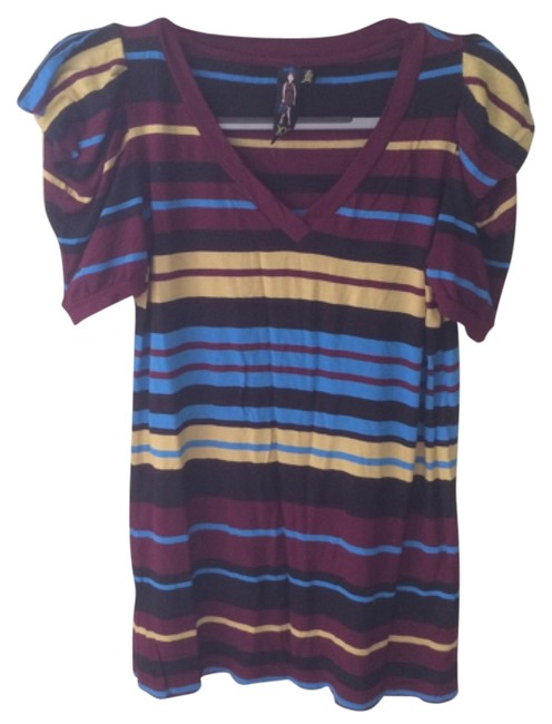 Forever 21 T Shirt Striped