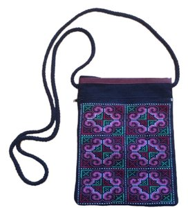 Other Boho Handcrafted Vegetable Dyed Shoulder Bag