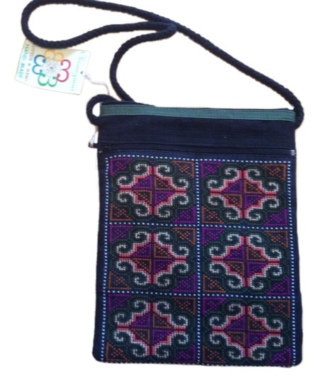 Other Boho Handcrafted Vegetable Dyed multi Travel Bag