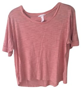 H&M T Shirt Peach