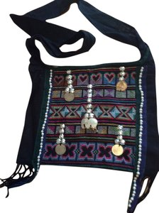 Boho Handcrafted Hobo Bag