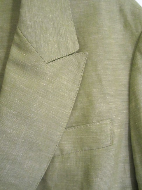 Lafayette 148 New York Light green Blazer