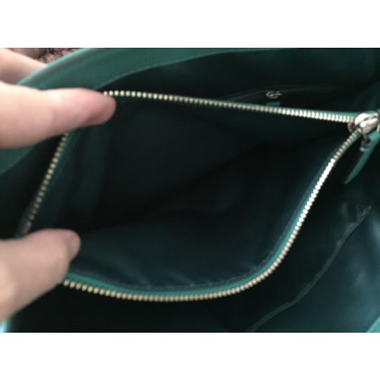 Coach New Satchel in Teal