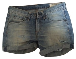 Rag & Bone SIZE 24 Cuffed Shorts Jean