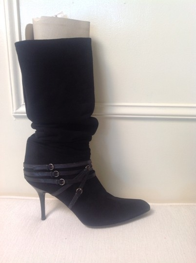Bally Black Boots
