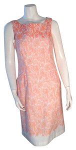 Pendleton Tangerine Paisley Summer Dress