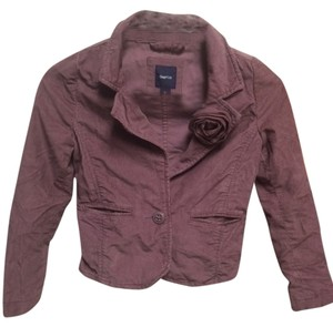 Gap Kids Girls Size 8 Pale Plum Blazer