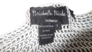 Michelle Nicole Top white