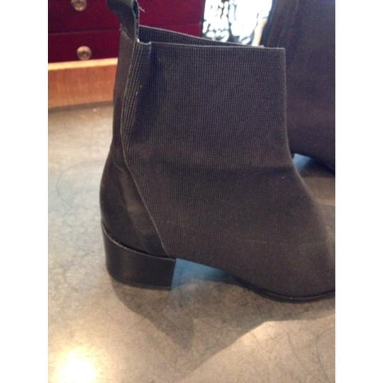Barneys of NY Co-Op Black Boots Image 1