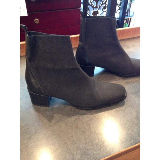 Barneys of NY Co-Op Black Boots Image 2