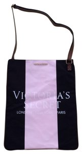 Victoria's Secret Tote in Pink and Black