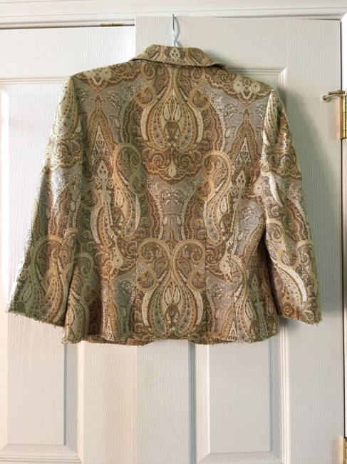 W118 by Walter Baker Gold/Taupe Blazer