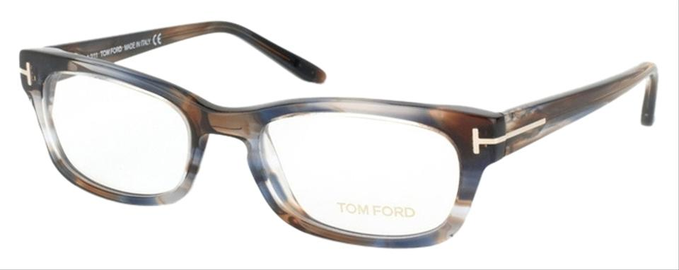Tom Ford Blue Brown Sunglasses 52% Off Tom Ford ...