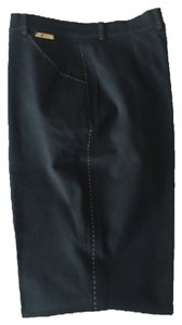 St. John Straight Pants Navy