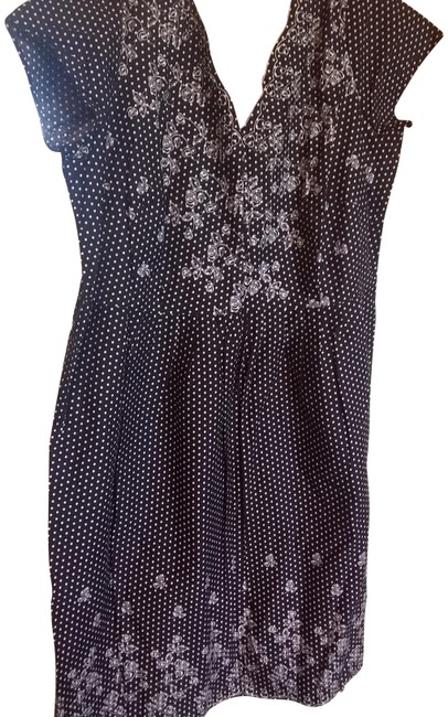 Preload https://img-static.tradesy.com/item/5911546/notations-blue-embroidered-mid-length-short-casual-dress-size-22-plus-2x-0-2-650-650.jpg