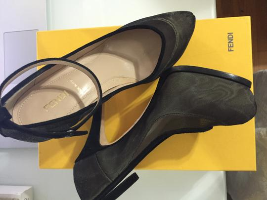 Fendi Black Pumps Image 1