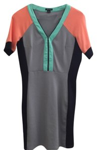 I 'Heart' Ronson short dress Black, grey, mint, pink on Tradesy