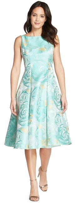 Preload https://item2.tradesy.com/images/adrianna-papell-dress-mint-5912266-0-0.jpg?width=400&height=650