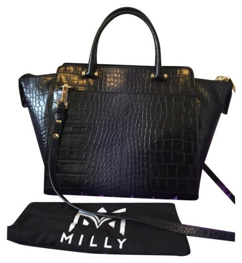 Preload https://img-static.tradesy.com/item/5912449/milly-54cc60100-purpl-croco-leather-satchel-0-0-540-540.jpg