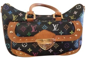 Louis Vuitton Satchel in Multi