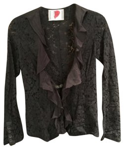 Free People Blac Blazer