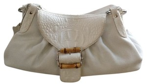 Charlie Lapson Leather Shoulder Bag