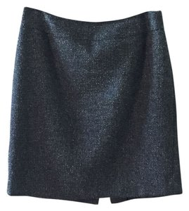 Halogen Skirt Black and Gray