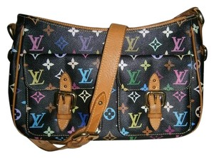 Louis Vuitton No Rips Or Tears. Water Mark On Strap Shoulder Bag