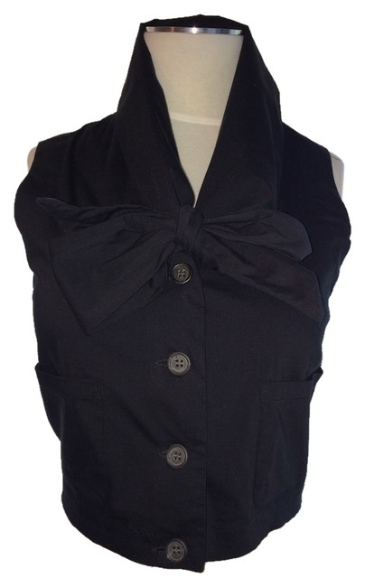 Preload https://item2.tradesy.com/images/romeo-gigli-black-vintage-blouse-size-8-m-5914471-0-0.jpg?width=400&height=650
