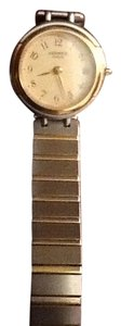 Hermès HERMES TWO-TONE QUARTZ WATCH