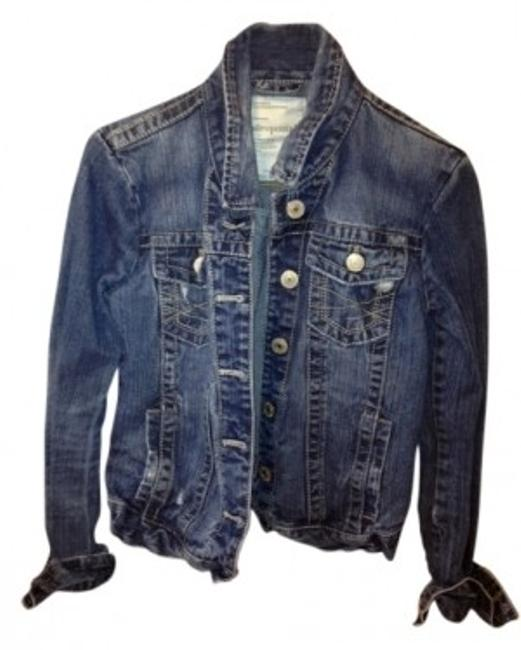 Aéropostale Light denim Womens Jean Jacket