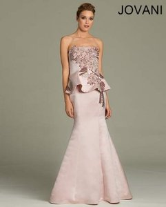 Jovani Light Pink Jovani 93049 Dress