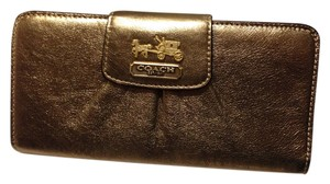 Coach Coach Madison Leather Slim Envelope Wallet 41975