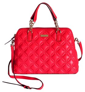Kate Spade Satchel in Desert Rose