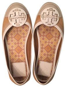 Tory Burch Canvas Sneaker Yellow Flats