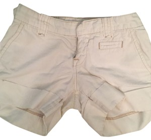 True Religion Cuffed Cuffed Shorts