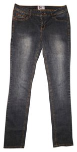 SO Stretch Low-rise Skinny Jeans-Medium Wash